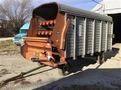 Meyer Forage Wagon
