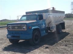 1976 Chevrolet C65 Manure Spreader Truck