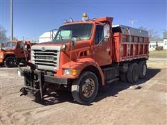 2001 Sterling LT7500 T/A Dump Truck