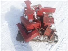 Case IH 5300 Offset Brackets