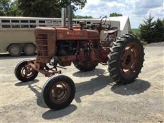 1945 International M 2WD Tractor