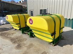 Big John Poly Saddle Tanks W/John Deere Mounts