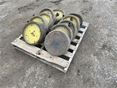 John Deere 7000 Gauge Wheel Assemblies