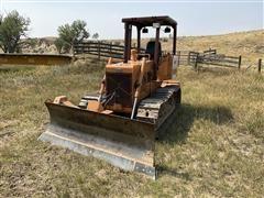 Case 550E Long Track Dozer