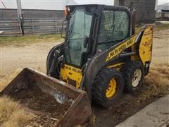 2011 New Holland L215 Skid Steer