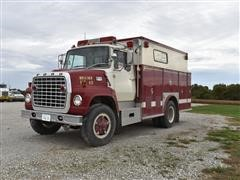 1977 Ford 600 Service Truck