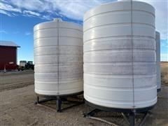 2800-Gal Cone Bottom Tanks