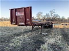 1999 Great Dane GPMS-248 T/A Flatbed Trailer