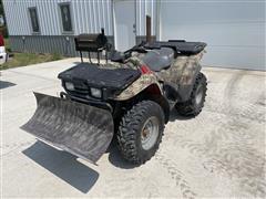 2000 Kawasaki 300 4X4 ATV