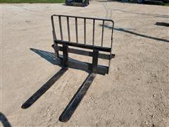 2021 CNH Skid Steer Pallet Fork