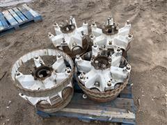 Dayton Wheel Hubs And Brake Drums