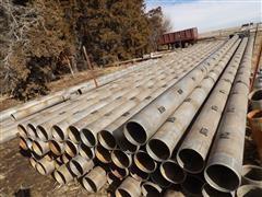"Rainway 8"" Aluminum Irrigation Pipe & Fittings"