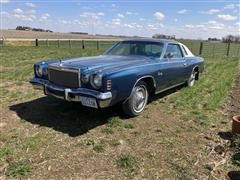 1976 Chrysler Cordoba Car