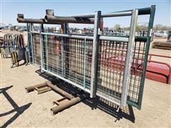 Behlen Mesh Utility Gates