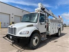 2009 Freightliner Business Class M2-106 Hybrid Power S/A Bucket Truck