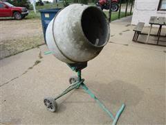 IMER Portable Cement Mixer