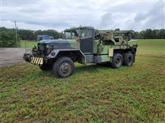 1963 International M-62 Military Wrecker