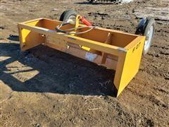 2020 Industrias America F07 7' Wide Box Scraper