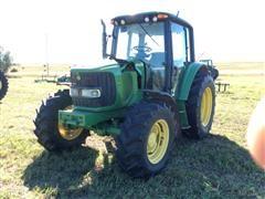 2003 John Deere 6420 MFWD Tractor