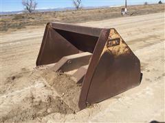 Tink Hydraulic Dump Loader Bucket