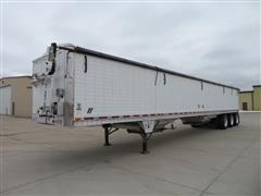 2011 Wilson DWH-550 PaceSetter Tri/A Grain Trailer