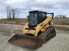 2006 Caterpillar 287B Compact Track Loader W/Bucket