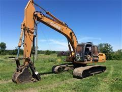 2005 Case CX240 Excavator