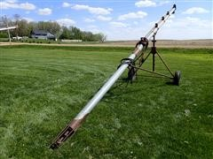 "Bazooka 6"" X 30' Hydraulic Drive Auger"