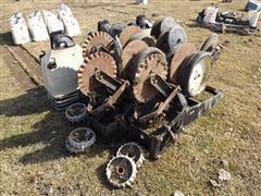 Kinze 2500 Planter Row Units