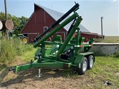 HitchDoc HSC2000 T/A Travis Seed Cart