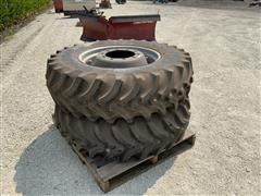 Firestone 14.9R28 Tires & Rim