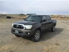 2013 Toyota Tacoma 4x4 Pickup