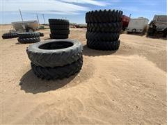 Michelin 380/80R38 & 480/80R50 Tractor Tires