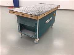 Dynabrade Downdraft Sanding Table