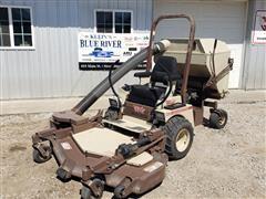 2008 Grasshopper 723K Front Mount Commercial Riding Lawn Mower