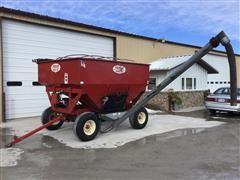 Ficklin 435 250 Bu. Gravity Wagon/Seed Tender