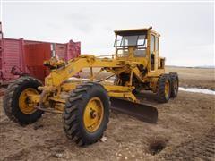 Caterpillar 12F Motor Grader