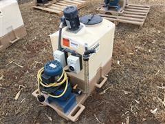 Neptune Chemical Pump