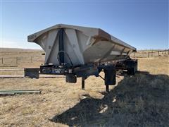 2008 Side Dump Industries Tri/A Side Dump Trailer