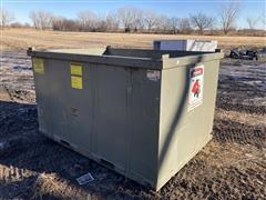 2020 Hippo Hopper MB5743 Dumpster