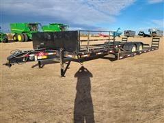 2015 Neville T/A Sprayer Trailer