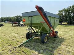 Parker Gravity Wagon/Seed Tender