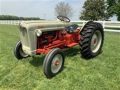 1954 Ford NAA 2WD Antique Tractor
