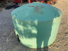 550 Gal Poly Tank