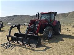 2015 Case IH Puma 165 MFWD Tractor