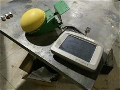 John Deere 2600 Display Monitor And ITC Globe Receiver