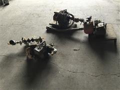Briggs & Stratton Engines W/Fertilizer Pumps & Hoses