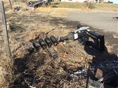 John Deere Worksite Pro PA30 Posthole Digger