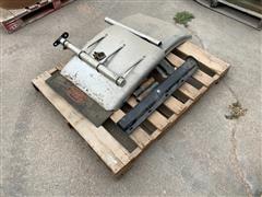 Truck Rear Wheel Fenders