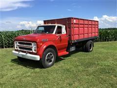 1971 Chevrolet C60 Grain Truck